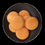 macaron arancioni