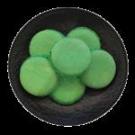 macaron verdi