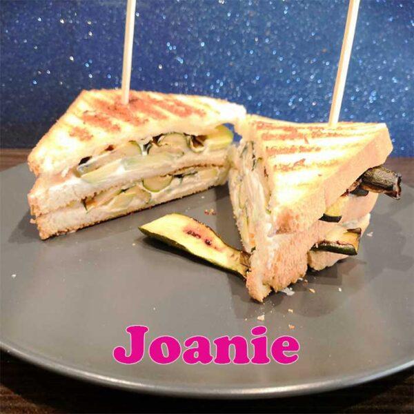 Joanie club sandwich Alfred Rho