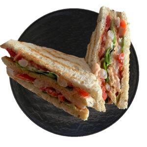 club sandwich Alfred Rho